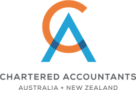 Charted Accountants Australia Logo